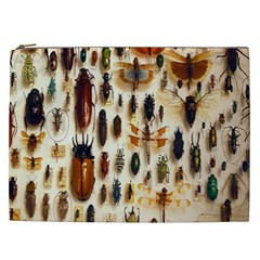 Insect Collection Cosmetic Bag (XXL)
