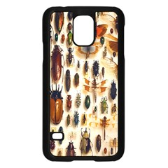 Insect Collection Samsung Galaxy S5 Case (Black)