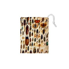 Insect Collection Drawstring Pouches (XS)