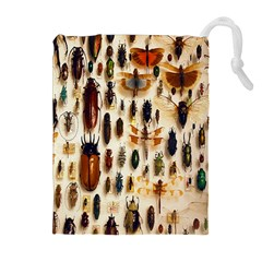 Insect Collection Drawstring Pouches (Extra Large)