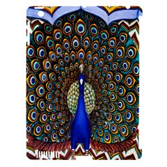 The Peacock Pattern Apple iPad 3/4 Hardshell Case (Compatible with Smart Cover)