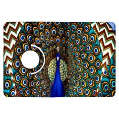 The Peacock Pattern Kindle Fire HDX Flip 360 Case