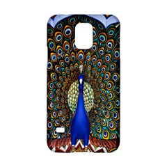 The Peacock Pattern Samsung Galaxy S5 Hardshell Case