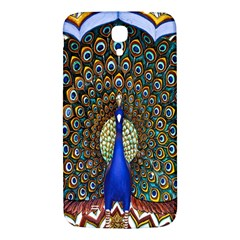 The Peacock Pattern Samsung Galaxy Mega I9200 Hardshell Back Case