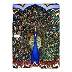 The Peacock Pattern Samsung Galaxy Tab S (10.5 ) Hardshell Case