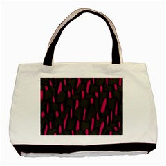 Weave And Knit Pattern Seamless Background Basic Tote Bag (Two Sides)