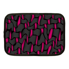 Weave And Knit Pattern Seamless Background Netbook Case (Medium)