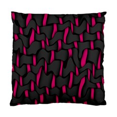Weave And Knit Pattern Seamless Background Standard Cushion Case (One Side)