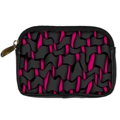 Weave And Knit Pattern Seamless Background Digital Camera Cases