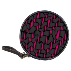 Weave And Knit Pattern Seamless Background Classic 20-CD Wallets
