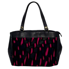 Weave And Knit Pattern Seamless Background Office Handbags