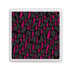 Weave And Knit Pattern Seamless Background Memory Card Reader (square)