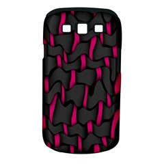 Weave And Knit Pattern Seamless Background Samsung Galaxy S Iii Classic Hardshell Case (pc+silicone)
