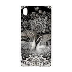 Swans Floral Pattern Vintage Sony Xperia Z3+