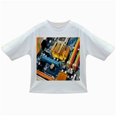 Technology Computer Chips Gigabyte Infant/Toddler T-Shirts