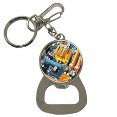 Technology Computer Chips Gigabyte Button Necklaces