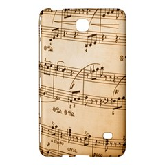 Music Notes Background Samsung Galaxy Tab 4 (7 ) Hardshell Case