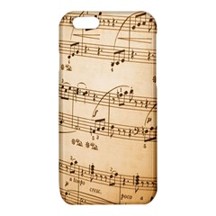 Music Notes Background iPhone 6/6S TPU Case