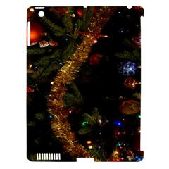 Night Xmas Decorations Lights  Apple iPad 3/4 Hardshell Case (Compatible with Smart Cover)