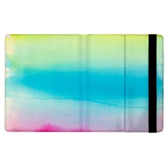 Watercolour Gradient Apple iPad 3/4 Flip Case
