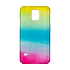 Watercolour Gradient Samsung Galaxy S5 Hardshell Case