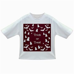 Halloween Free Card Trick Or Treat Infant/Toddler T-Shirts