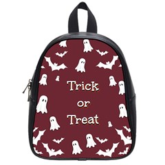 Halloween Free Card Trick Or Treat School Bags (Small)