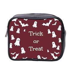 Halloween Free Card Trick Or Treat Mini Toiletries Bag 2-Side