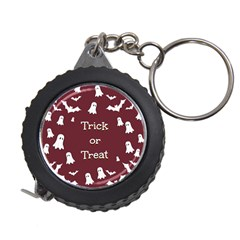 Halloween Free Card Trick Or Treat Measuring Tapes