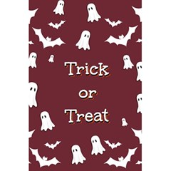 Halloween Free Card Trick Or Treat 5.5  x 8.5  Notebooks