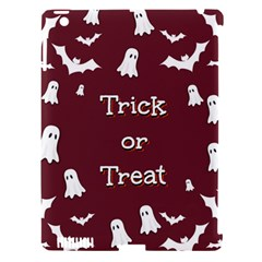 Halloween Free Card Trick Or Treat Apple Ipad 3/4 Hardshell Case (compatible With Smart Cover)