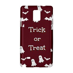 Halloween Free Card Trick Or Treat Samsung Galaxy Note 4 Hardshell Case