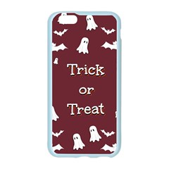 Halloween Free Card Trick Or Treat Apple Seamless iPhone 6/6S Case (Color)
