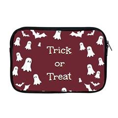 Halloween Free Card Trick Or Treat Apple MacBook Pro 17  Zipper Case