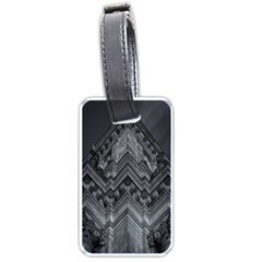 Reichstag Berlin Building Bundestag Luggage Tags (One Side)