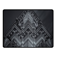 Reichstag Berlin Building Bundestag Double Sided Fleece Blanket (Small)