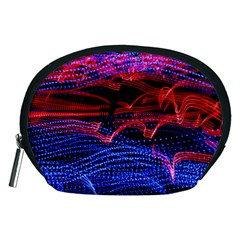 Lights Abstract Curves Long Exposure Accessory Pouches (Medium)
