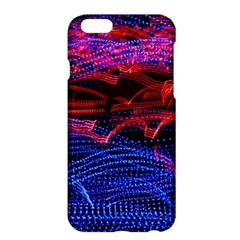 Lights Abstract Curves Long Exposure Apple iPhone 6 Plus/6S Plus Hardshell Case