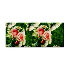 Floral Collage Cosmetic Storage Cases