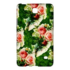 Floral Collage Samsung Galaxy Tab 4 (7 ) Hardshell Case