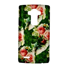 Floral Collage LG G4 Hardshell Case