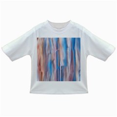 Vertical Abstract Contemporary Infant/Toddler T-Shirts