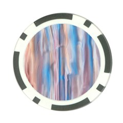 Vertical Abstract Contemporary Poker Chip Card Guard (10 pack)
