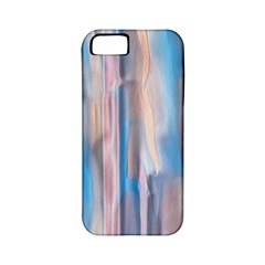 Vertical Abstract Contemporary Apple iPhone 5 Classic Hardshell Case (PC+Silicone)