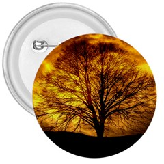 Moon Tree Kahl Silhouette 3  Buttons