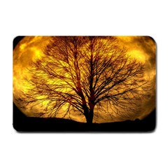 Moon Tree Kahl Silhouette Small Doormat