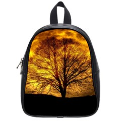 Moon Tree Kahl Silhouette School Bags (Small)