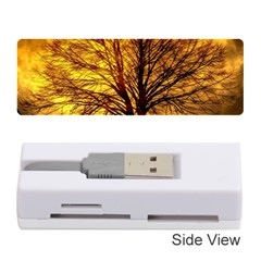 Moon Tree Kahl Silhouette Memory Card Reader (Stick)