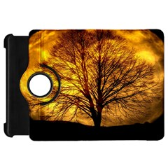 Moon Tree Kahl Silhouette Kindle Fire HD 7