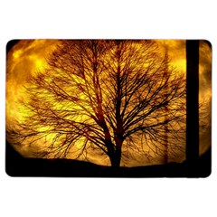 Moon Tree Kahl Silhouette Ipad Air 2 Flip